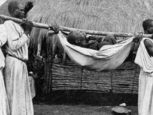 Tsetse fly outbreak 1900